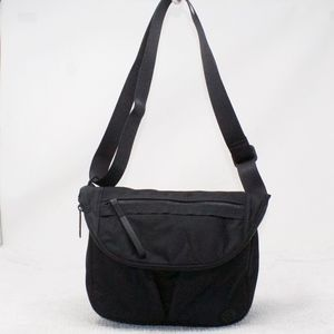 Lululemon Black Crossbody Shoulder Bag